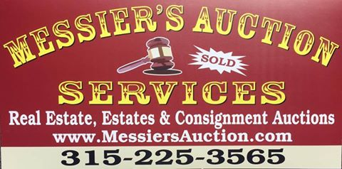Messier's Auction Services