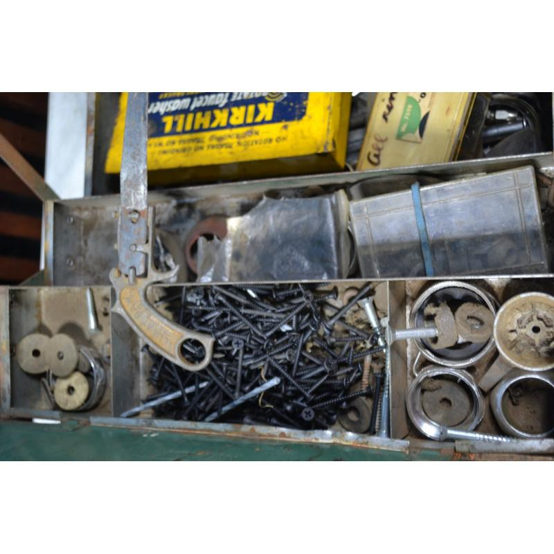 305: 1870's cast iron double walk way entrance gates. Each gate is 4 foot tall and 28 inches wide. Both have mounting brackets but One gate has a piece of mounting bracket broken all pieces are present. 2 top pieces missing, 2 top pieces broken.
